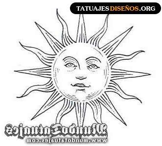 Tatuajes De Tatuaje De Sol De Bandera Argentina Sol Surfing