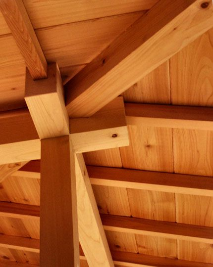 Cascade Crest Designs Ceiling Detail Wood Joinery Wood