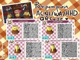 Image Result For Animal Crossing Sanrio Outfit Qr Codes Coding