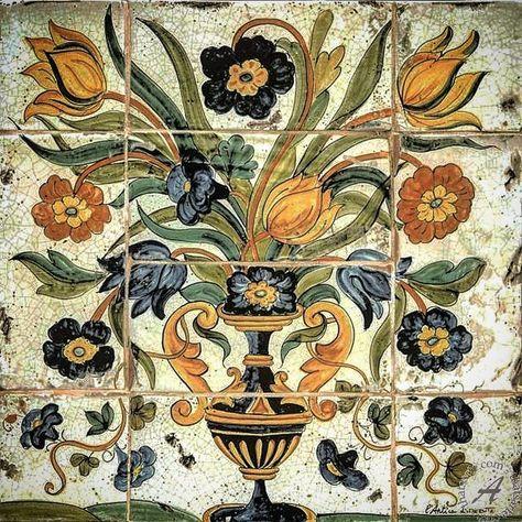 madeintuscany Antico pannello siciliano....