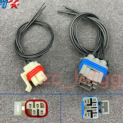New Neutral Safety Switch Pigtails 7 Pin 4 Pin Harness Fit For 4l60e 4l80e Ebay In 2020 Safety Switch Clock Spring Neutral