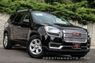 Used 2016 Gmc Acadia Sle 1 Suv In Salt Lake City Cars For Sale