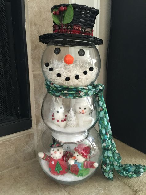 1000 ideas about fishbowl craft on pinterest paper for Snowman design ideas