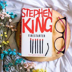 Livro A Incendiaria Stephen King Livros Resenhas De Livros E