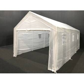 Arizona Wave 5000 16 Ft X 10 Ft Carport Polycarbonate Roof Panels Roof Panels Carport Canopy