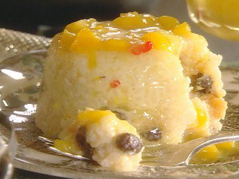 Paula Dean Rice Pudding