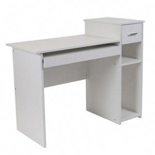 Computer Desk Under 50 Furniturevintage Computerdesk Contemporary Computer Desk Computer Desk With Shelves Flash Furniture