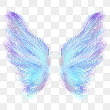 Diseno De Silueta De Alas De Angel Simples Sayap Malaikat Sayap Peri Gambar Sayap