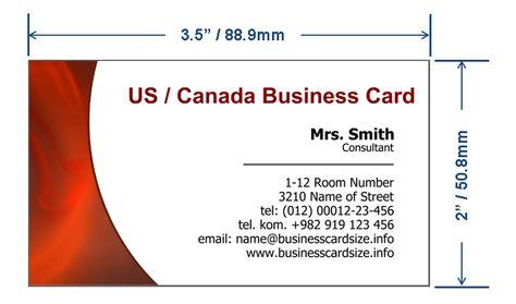 Visitenkarte Größe Cm Photoshop In Verbindung Mit Business