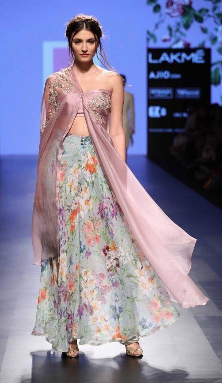 Anushree Reddy - Lakme Fashion Week - Day 4 - Look Lakme Fashion Week Website