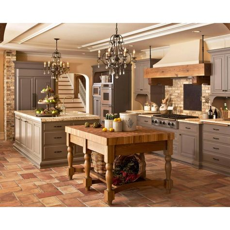 Rustic Italian, Italian Home, Italian Cottage, Classic Kitchen, French Country Kitchens, Tuscan Kitchens, Rustic Kitchens, Tuscan Kitchen Design, Country Kitchen Designs