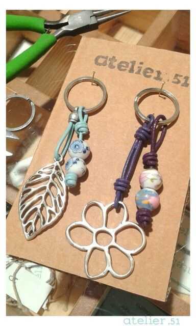 How To Make Lover Puzzle Key Chain Step By Step Diy Tutorial