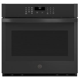 Jts3000dnbb In Black By Ge Appliances In Garner Nc Ge 30 Built In Single Wall Oven Single Wall Oven Wall Oven Ge Appliances