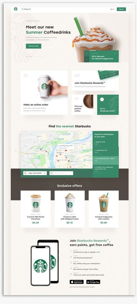 This is our daily Website design inspiration