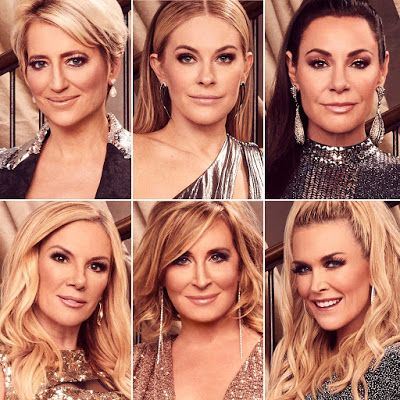 The Real Housewives Of New York City Season 12 Official Cast Portraits In 2020 Housewives Of New York Real Housewives It Cast
