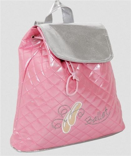 Ballet Backpack, Girls Dance bags - You Go Girl Dancewear