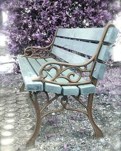 Comfortable And Functional Garden Bench Ideas With Images Park