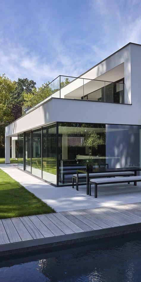 Villa Gebäude Dumobil – Tielt – Westflandern ...