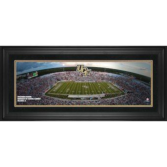 Fanatics Authentic Ucf Knights Framed 10 X 30 Spectrum Stadium Panoramic Photograph Ucf Knights Knight Frame