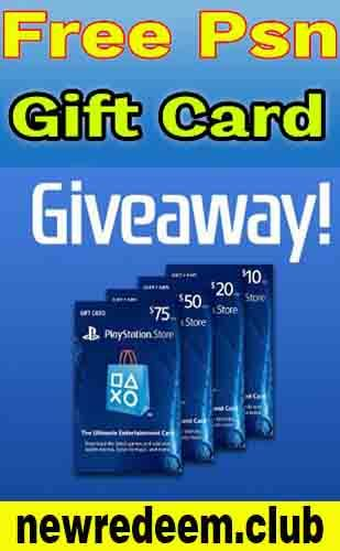 Get Free Psn Code Free Itunes Gift Card Free Gift Cards Xbox Gift Card