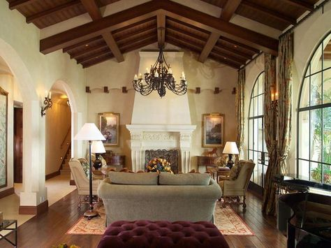 Old World Style Home Decorating Ideas