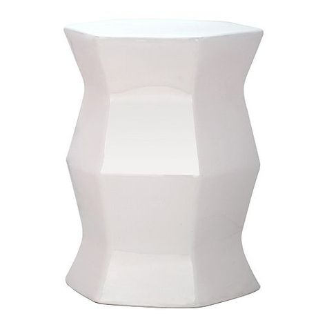 Magnificent Safavieh Modern Hexagon Ceramic Garden Stool Ceramic Ncnpc Chair Design For Home Ncnpcorg