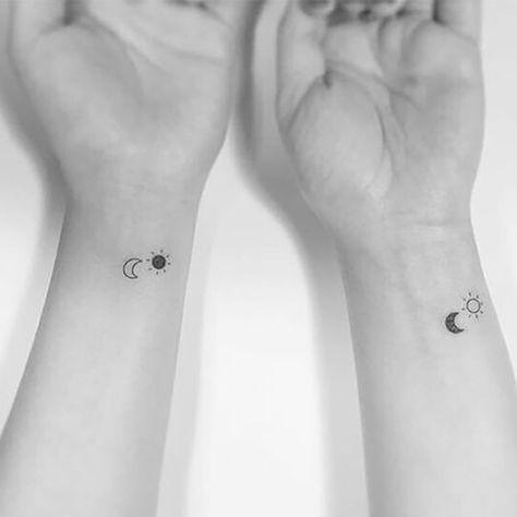 Couple Tattoo Ideas: Tattoo Ideas & Photos   Glamour UK