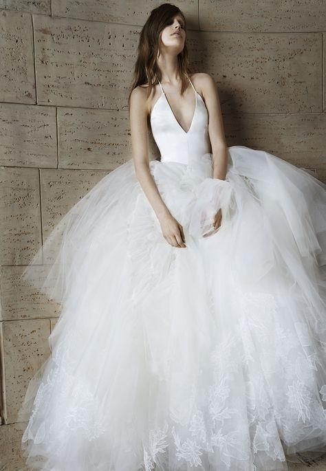 Hochzeitskleid von Vera Wang