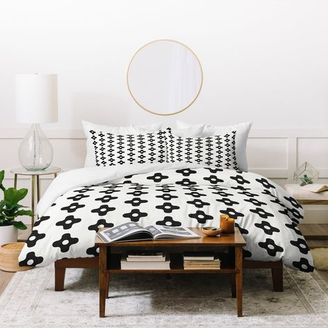 Marimekko Rasymatto Reversible Comforter Set Bed Bath Beyond Comforter Sets Black And White Bedspreads Duvet Cover Sets