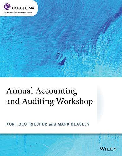 Download Pdf Annual Accounting And Auditing Workshop Aicpa Free Epub Mobi Ebooks