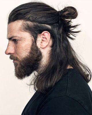 Peinados Para Cabello Largo Hombres Que No Conocias Cuidado De La