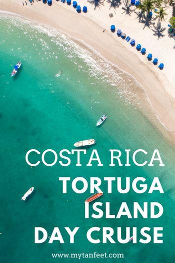Tortuga Island Costa Rica Day Tour Cruise Through The Gulf Of