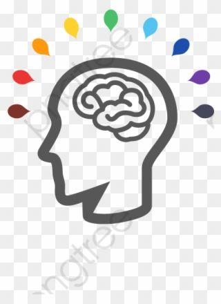 Brain 2 Svg Brain Svg Brain Clipart Brain Files For Etsy In 2021 Brain Clipart Clip Art Brain Png