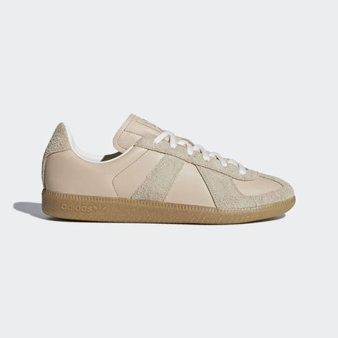 31df7a24453d53 BW Army Shoes Pale Nude   Pale Nude   Chalk White B44639