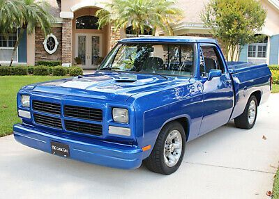 1987 Dodge D150 Pickup Truck Dodge Trucks Dodge Pickup Dodge Trucks Ram