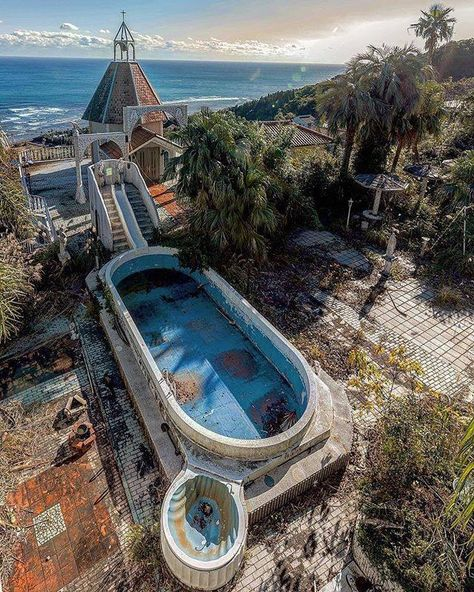 The 10 Most Inspiring Abandoned Amusement Parks Ideas