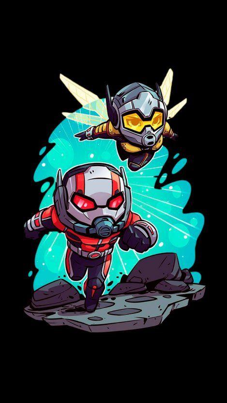 Antman And Wasp Iphone Wallpaper Free 1 Getintopik Marvel Comics Wallpaper Superhero Wallpaper Avengers Wallpaper