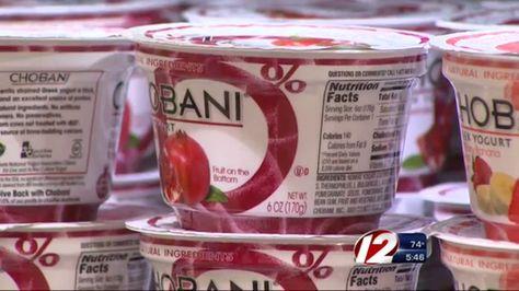 Chobani yogurt recall: Feds probe pulling of 'moldy' Greek yougurt. #Spreadthenews