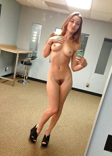 women selfies nude Hot