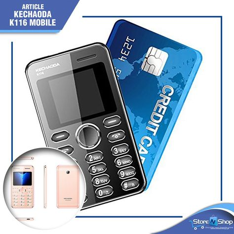 Kechaoda K33 China Mobile Phone | ClickBD large image 1