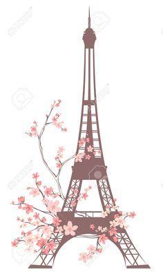 Vector Torre Eiffel Torre Eiffel Rosa Fondos De Pantalla Paris Ideas De Fondos De Pantalla