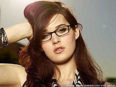 I really like her, she's really fierce.