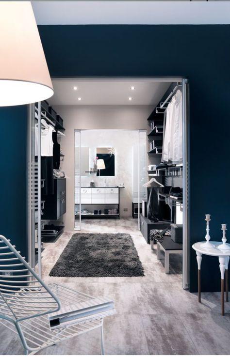La Suite Parentale Ideale Chambre Dressing Et Salle Bains Deco