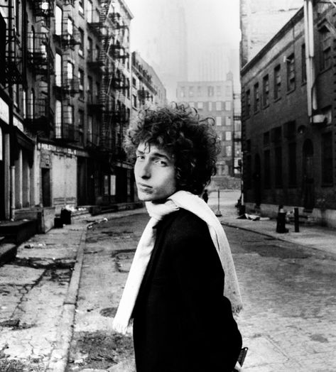 Photos of Bob Dylan by the Only Photographer He Was Comfortable With