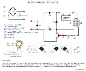Outbox Project Charger Aki Desulfator Joule Thief Re Emf Charger Charger Dvd