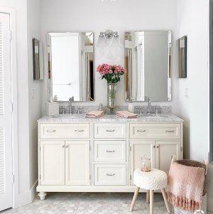 Astor Beveled Mirror In 2020 Beveled Mirror Entryway Decor