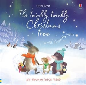 Show Details For Twinkly Twinkly Christmas Tree The Christmas Books Christmas Tree Lighting Christmas Tree