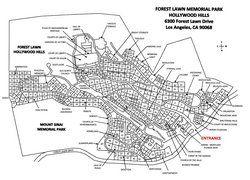 Forest Lawn Memorial Park Hollywood Hills  Graves  Pinterest