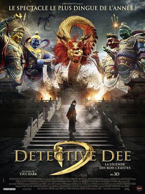 Detective Dee La Legende Des Rois Celestes Streaming Vf Film Complet Hd Detectivedee Lalegendedesroiscelestes Detective Good Movies To Watch China Movie