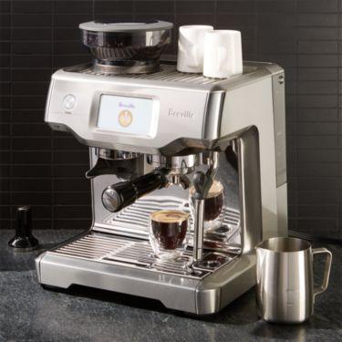 Barista Touch Espresso Machine By Breville Goruntuler Ile Kahve Makinesi Endustriyel Tasarim Kahve